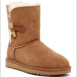 UGG 'Keely' Boot size 10 brown